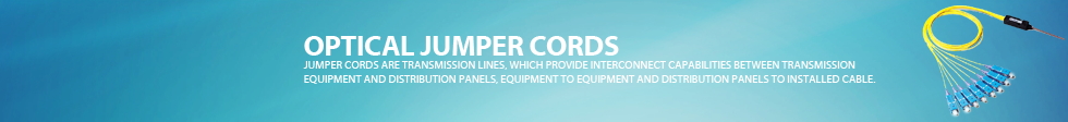 Optical jumper cords